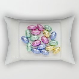 Easter Plate III Rectangular Pillow