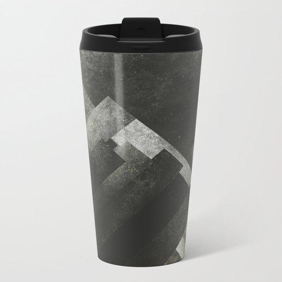 Mount everest and me Metal Travel Mug