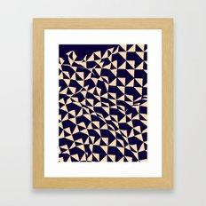 Mill Blu — Matthew Korbel-Bowers Framed Art Print