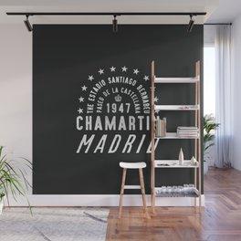 Madrid Football Ground Wall Mural