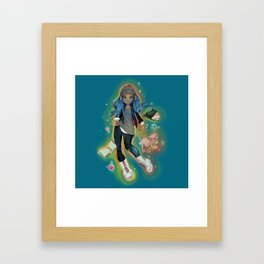 things i love Framed Art Print