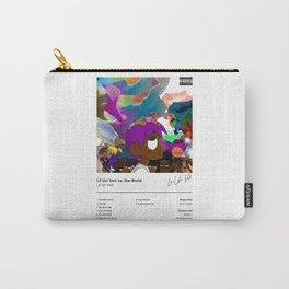 Lil Uzi Vert - Lil Uzi Vert vs. the World - Album Illustration Hip Hop Carry-All Pouch
