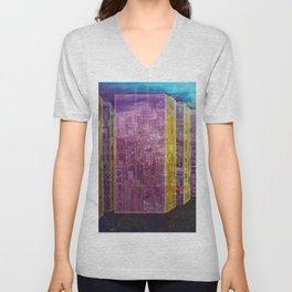 Blocks / Urban Unisex V-Neck