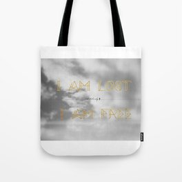Lost and Free Tote Bag
