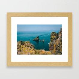 Cape Split, Nova Scotia Framed Art Print