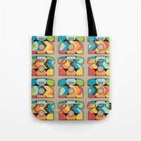 telephone Tote Bags featuring Telephone Call by Digi Treats 2