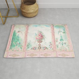 French Conservatory, Garden Room Rug