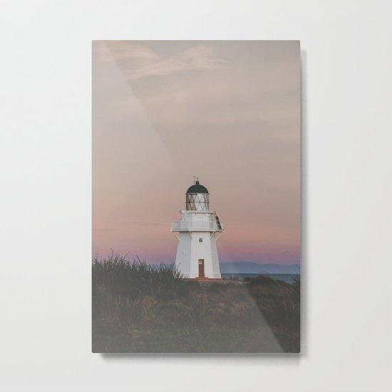 Lighthouse II (Vertical) Metal Print