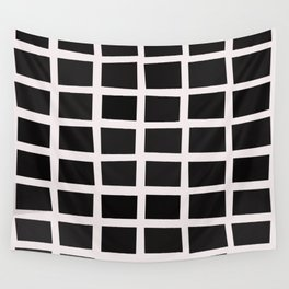 SQUARE.Grid Wall Tapestry