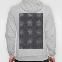 Light grey dots on grey Hoody