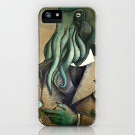 Fine chap from the deep iPhone Case