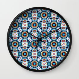 drinking the cosmos Wall Clock