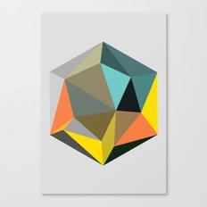 Hex series 1.1 Canvas Print