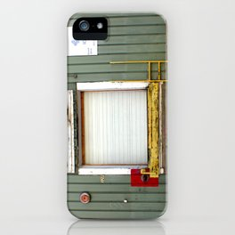 Loading dock iPhone Case