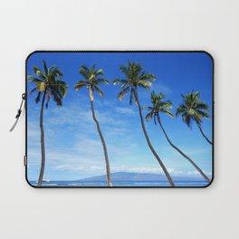 Maui Palm Trees Laptop Sleeve