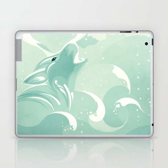 Tale to Tell Laptop & iPad Skin