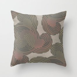 Air Directional (14) Throw Pillow