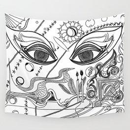 Vision Wall Tapestry