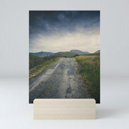 Mountain Panorama III Mini Art Print