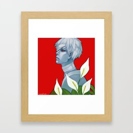 You are Haise Framed Art Print
