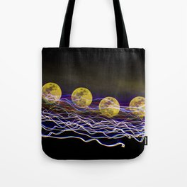 Walking Distance to Westchester Tote Bag