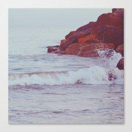 Gentle Tide Canvas Print