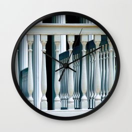 Rail Way Wall Clock
