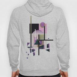 Geometric Metall Hoody