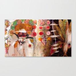 Push-pull Canvas Print