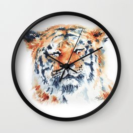 Contentment Wall Clock