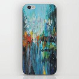 The Rain iPhone Skin