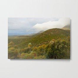 Bluff Knoll, Stirling Range National Park. WA Metal Print