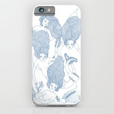 Mermaids Slim Case iPhone 6s