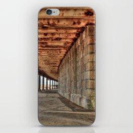 Railway Station  iPhone Skin