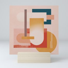 Geometry Mini Art Print