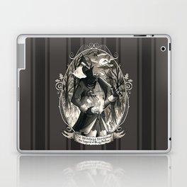 Portrait: Headless Horseman (Sleepy Hollow) Laptop & iPad Skin