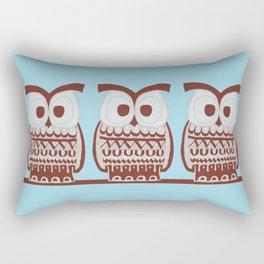 Dawson Owl Rectangular Pillow