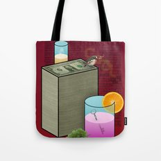 Fun and Cool and Interesting and Friendly Tote Bag