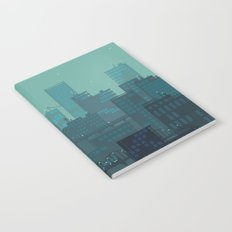 Midnight Blues Notebook