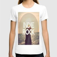 indie T-shirts featuring Indie Rock by El Rock Es Cultura