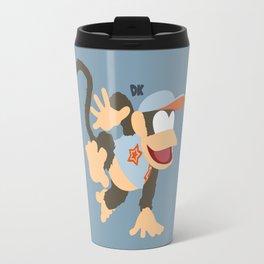 DIDDY KONG(SMASH)GREY Travel Mug