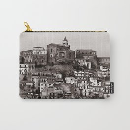 """Urban Landscape of Sicily """"VACANCY"""" zine Carry-All Pouch"""