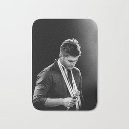 Jensen Ackles Bath Mat