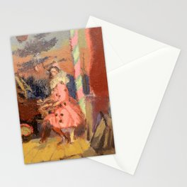 Pierrot in Brighton - Digital Remastered Edition Stationery Cards