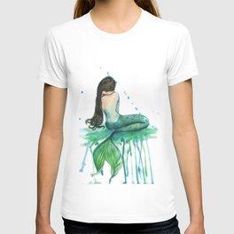 sea splash T-shirt