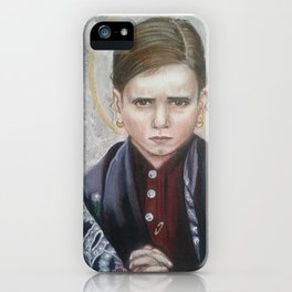 Saint Jacinta iPhone Case