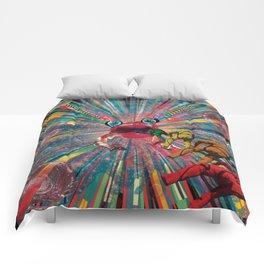 SPAZZMASTER Comforters