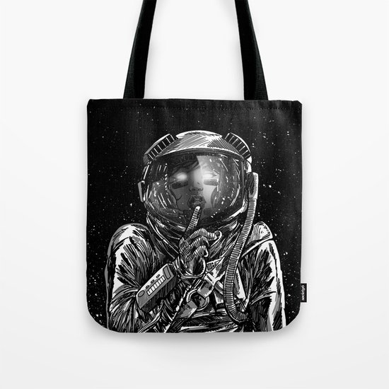 The Secrets of Space Tote Bag
