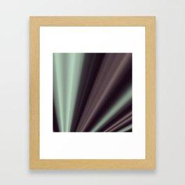 Hyper Projective Fractal in BMAP01 Framed Art Print