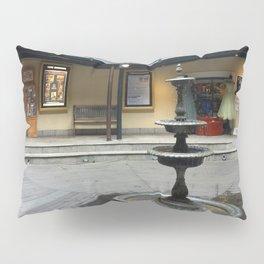 Provincetown Fountain Pillow Sham